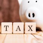 税金の支払い